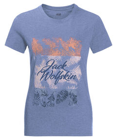 "Damen T-Shirt ""Royal Palm"""