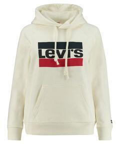 "Damen Kapuzensweatshirt ""Graphic Sport Hoodie"" Langarm"