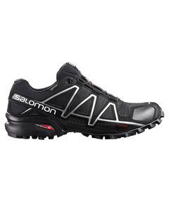 "Herren Laufschuhe / Trail Running Schuhe ""Speedcross 4 GTX"" schwarz"