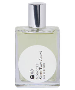 "entspr. 189, 90 Euro / 100 ml - Inhalt: 50 ml Eau de Toilette ""Scent Two- Laurel"""