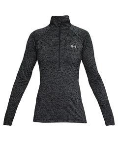 """Damen Trainingsshirt """"New Tech 1/2 Zip"""" Langarm"""