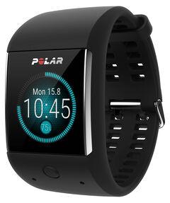 """Smartwatch """"M600 HR"""" black"""