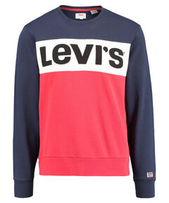 """Herren Sweatshirt """"Colorblock Crewneck"""""""