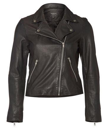 """Selected Femme - Damen Lederjacke """"Marlen Leather Jacket"""""""