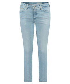 "Damen Jeans ""The Prima Crop"" mid-size cigarette crop"