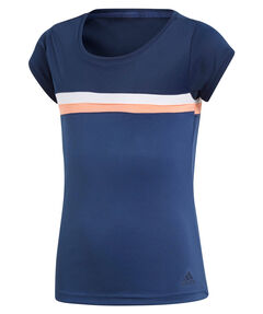 """Mädchen Tennisshirt """"Club"""" Kurzarm"""