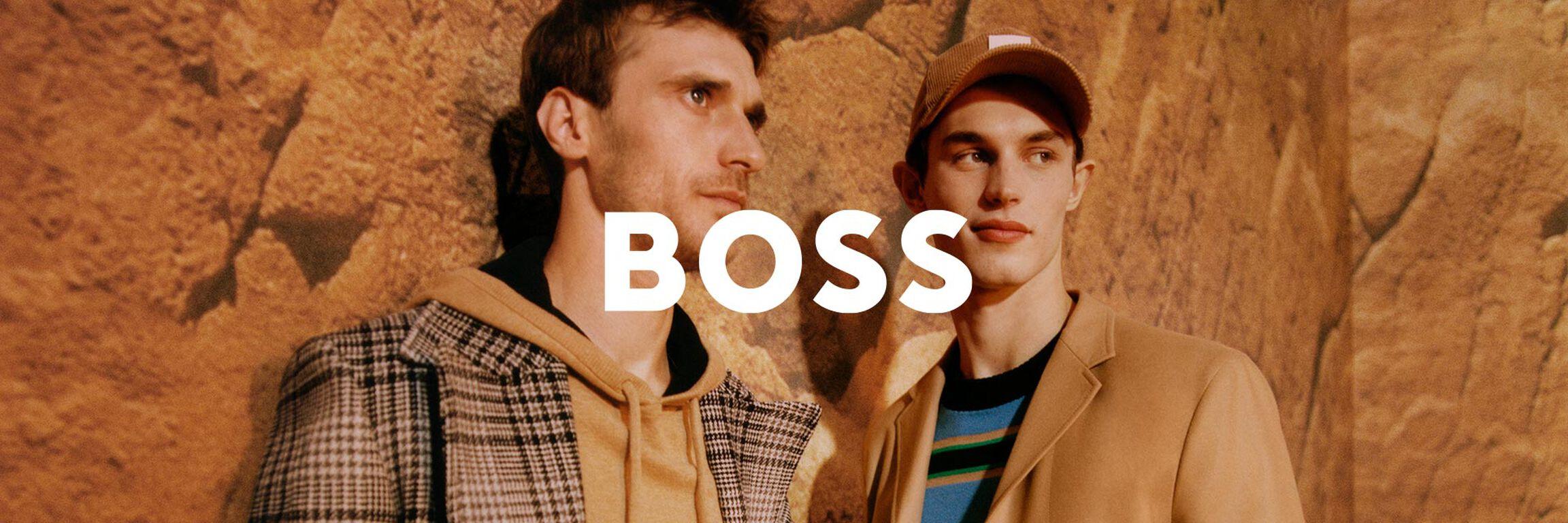 Boss Neuheiten
