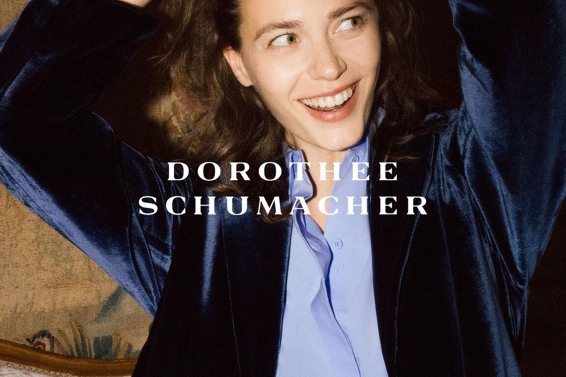 Live-Shopping mit Dorothee Schumacher