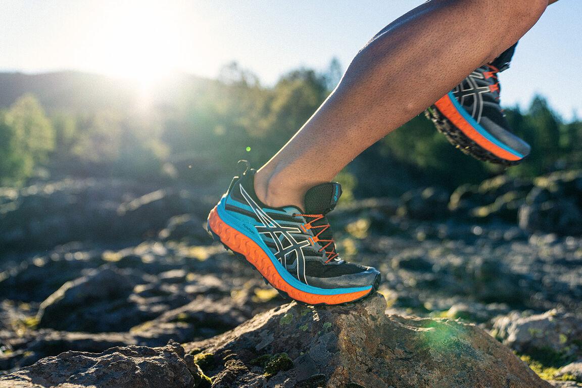 Schuhe von Asics