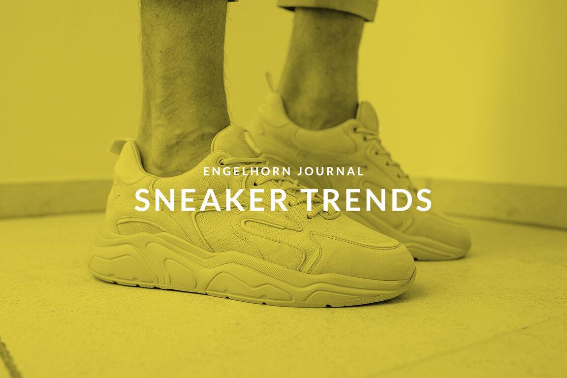 Blog: Sneaker-Trends 2021