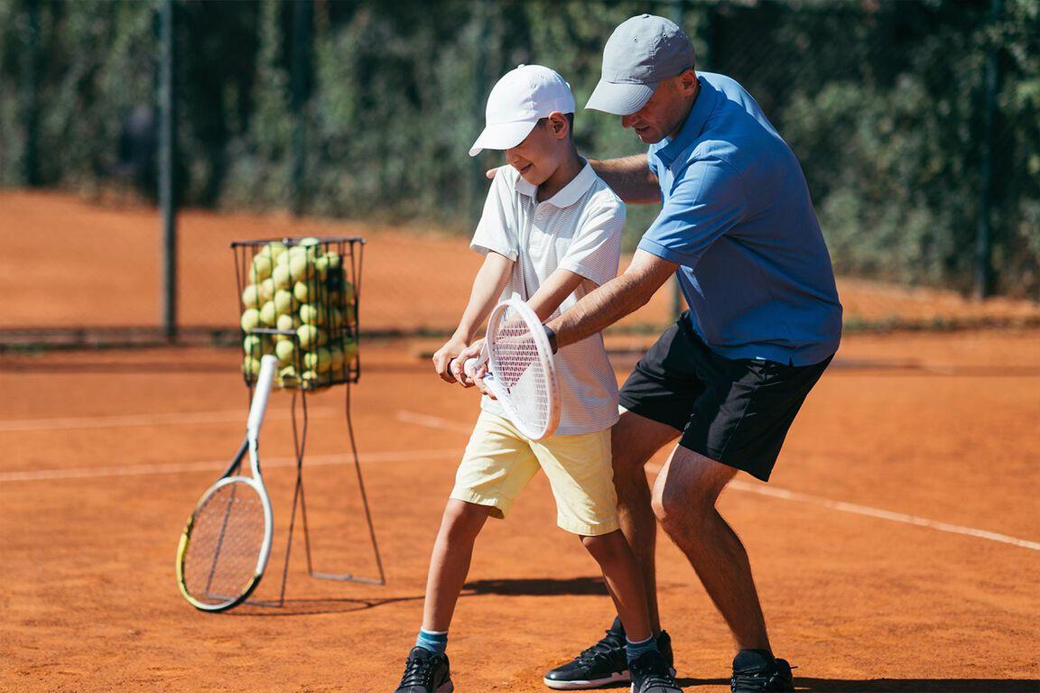 Tennis für Kids