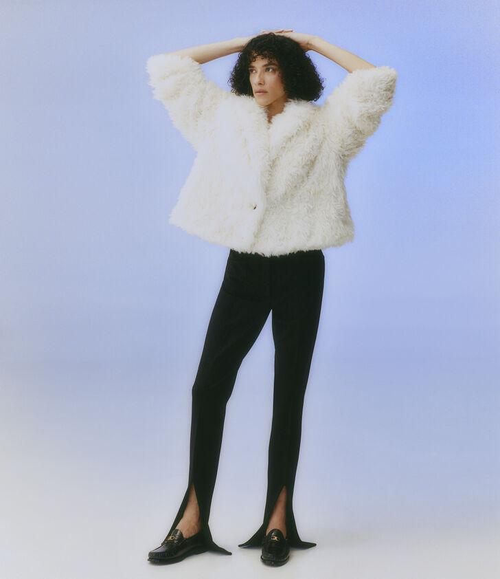 Cozy Fur Look