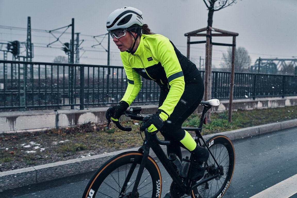 Biking mit Gore