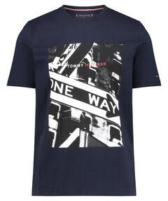 """Herren T-Shirt """"One Way Photo Print Relax Tee"""""""