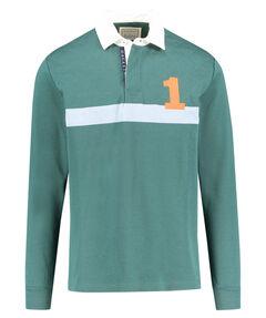 Herren Rugby-Shirt Langarm