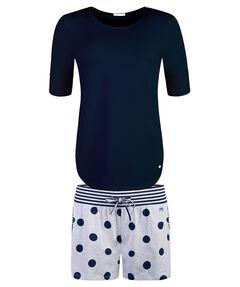 Damen Schlafanzug zweiteilig