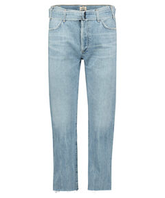 """Damen Jeans """"Belted Emery"""" Cropped"""