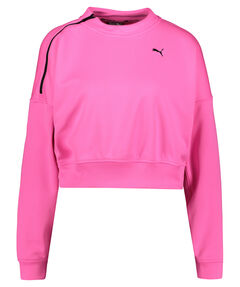"Damen Trainings-Sweatshirt ""Brave Zip"""