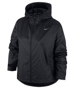 """Damen Laufsport Jacke """"Essential"""" mit Kapuze"""