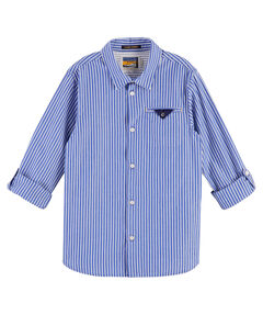 Jungen Hemd Regular Fit Langarm