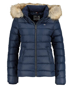 "Damen Daunenjacke ""TJW Basic Hooded Down Jacket"""