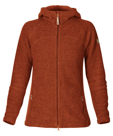 "FJÄLLRÄVEN - Damen Fleecejacke ""Kaitum Fleece"""