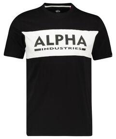 "Herren T-Shirt ""Alpha Inlay T"""
