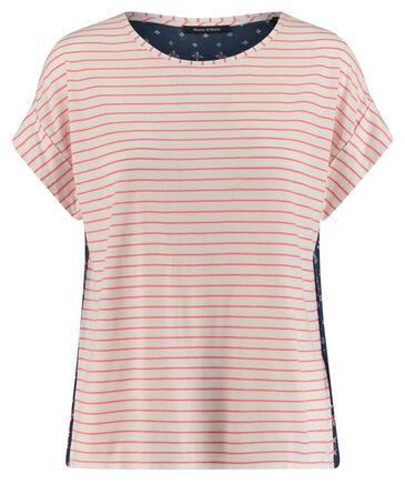 Marc O'Polo - Damen Shirt Kurzarm