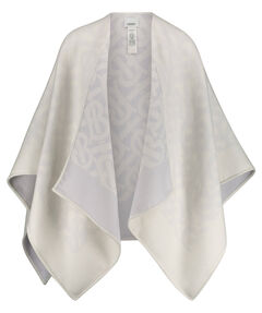 "Damen Poncho ""Solid TB Cape"""