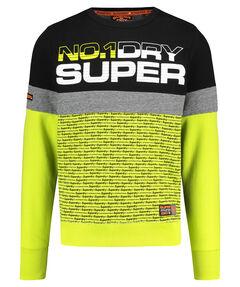 """Herren Sweatshirt """"Trophy Neon Crew"""""""