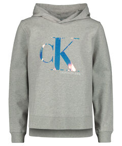 "Mädchen Sweatshirt mit Kapuze ""Seasonal Monogram Hoodie"""