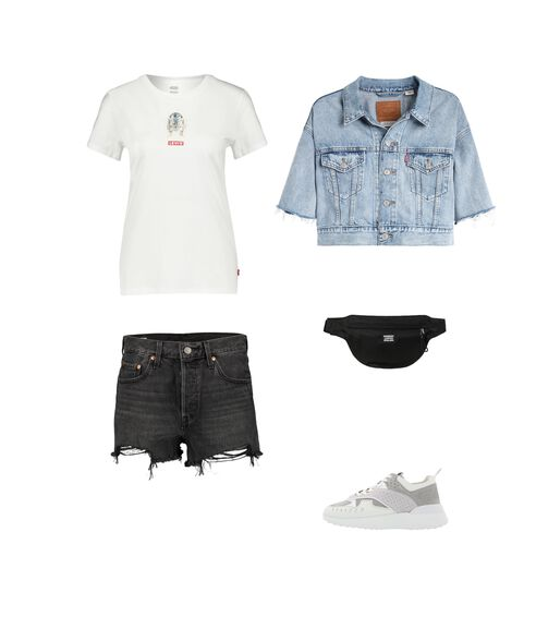 Outfit - Stylish Summer