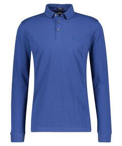 "Herren Poloshirt ""Pado 10"" Regular Fit Langarm"