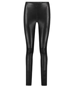Damen Leder-Leggings