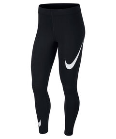 Damen Tights Leg-A-See Swoosh