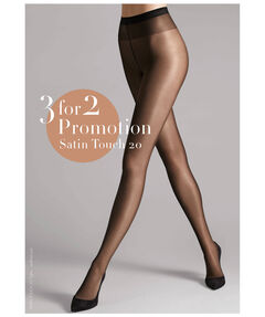 "Damen Strumpfhosen ""Satin Touch 3 for 2 Promotion"""