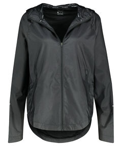 "Damen Laufsport Jacke ""Essential Run Division"" mit Kapuze"