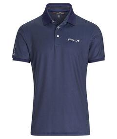 Herren Golf-Poloshirt Custom Slim Fit Kurzarm