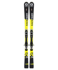 "Skier ""Racetiger SC Blk"" inklusive Bindung ""VMotion 11 Gw"""