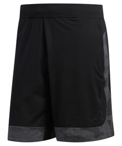 "Herren Trainingsshorts ""Camo Burnout Short"""