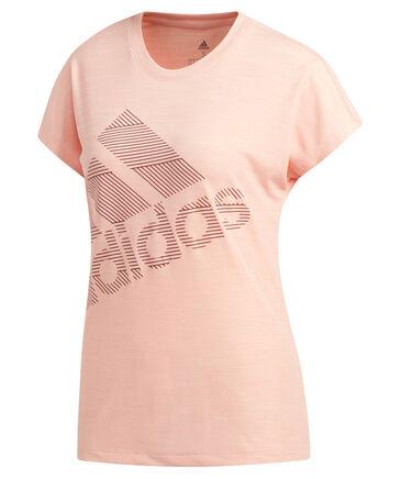 "adidas Performance - Damen Fitness-Shirt ""Logo Tee"" Kurzarm"