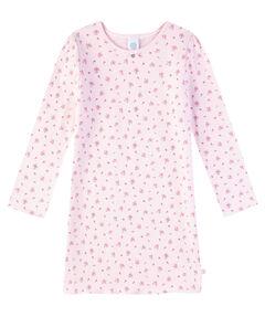d63f9b7a17 Mädchen Kleinkind Nachthemd. rose. Sanetta