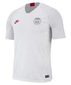 "Herren Fußballshirt ""Breathe Paris Saint Germain Strike"" Kurzarm"
