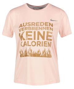 """Damen Laufshirt """"Ausreden verbrennen keine Kalorien"""""""