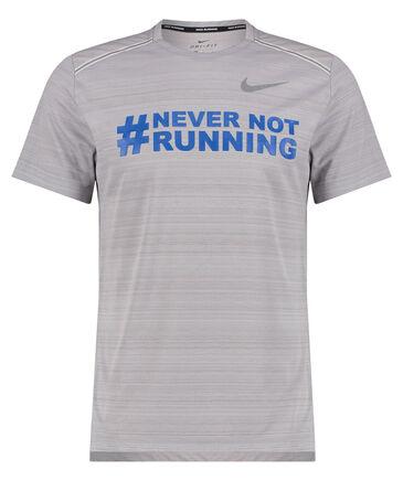 """Nike - Herren T-Shirt """"nevernotrunning Dry Miler"""""""