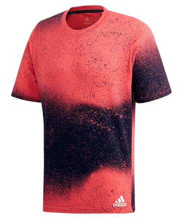 """adidas Originals - Herren Trainigsshirt """"Freelift_Sport Spray Graphic Tee"""""""