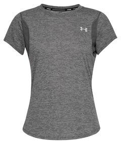 "Damen Laufshirt ""UA Streaker 2.0 Heather Short Sleeve"" Kurzarm"