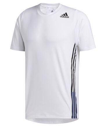 "adidas Performance - Herren Trainingsshirt ""Freelift 3 Stripe Tee"""