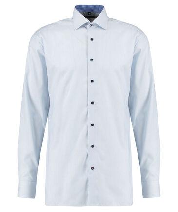Eterna - Herren Businesshemd Slim Fit Langarm