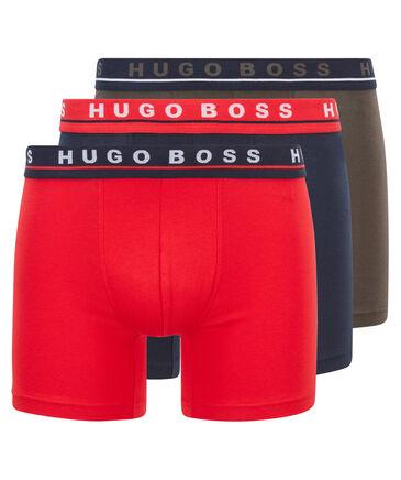 """BOSS - Herren Retropants """"Boxer Brief"""" 3er-Pack"""